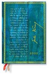Verne, 20.000 Meilen 12-Monatskalender 2022 Midi Verso
