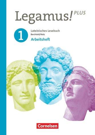 Legamus! - Lateinisches Lesebuch - Ausgabe Bayern 2021 - Band 1: 9. Jahrgangsstufe. Arbeitsheft
