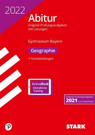 STARK Abiturprüfung Bayern 2022 - Geographie