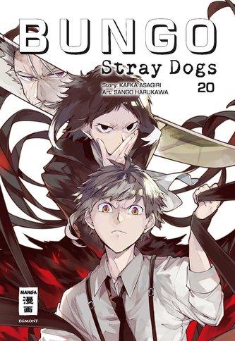 Bungo Stray Dogs 20