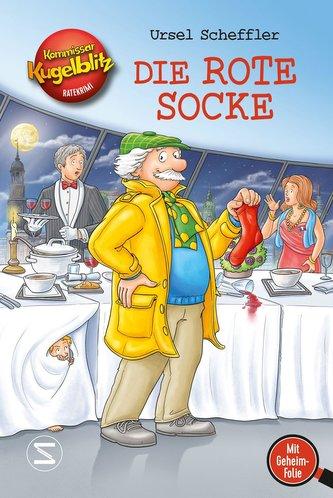 Kommissar Kugelblitz - Die rote Socke