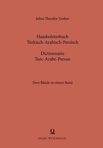 Handwörterbuch Türkisch-Arabisch-Persisch