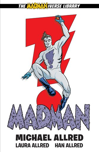 Madman Library Edition Volume 1