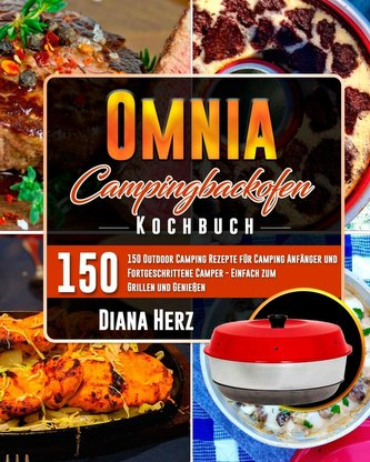 Omnia Campingbackofen Kochbuch 2021