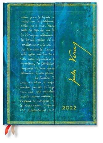 Verne, 20.000 Meilen 12-Monatskalender 2022 Ultra Verso