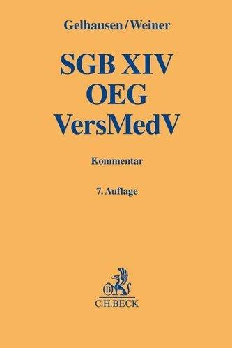 SGB XIV / Opferentschädigungsgesetz / Versorgungsmedizinverordnung Teil A und C