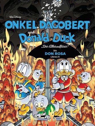 Onkel Dagobert und Donald Duck - Don Rosa Library 06