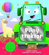 Knížka do ouška: Pilný traktor