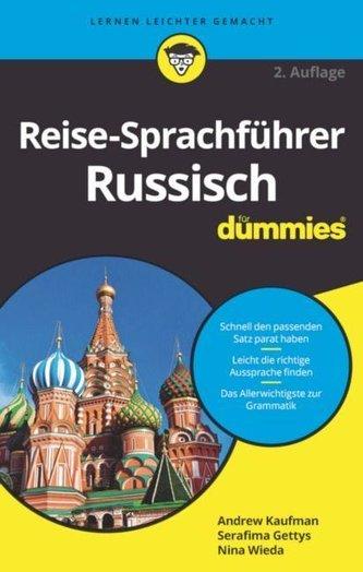 Reise-Sprachführer Russisch für Dummies