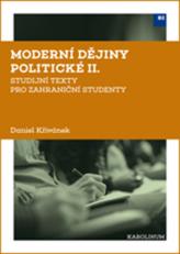 Moderní dějiny politické II