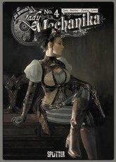 Lady Mechanika Collector\'s Edition. Band 4