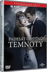 Padesát odstínů temnoty - DVD