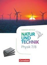 Natur und Technik 7./8. Schuljahr - Physik - Nordrhein-Westfalen - Schülerbuch