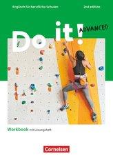 Do it! Englisch für berufliche Schulen - Advanced - Workbook mit Lösungsheft