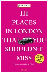 111 Places in London That You Shouldn\'t Miss
