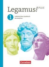 Legamus! - Lateinisches Lesebuch - Ausgabe Bayern 2021 - Band 1: 9. Jahrgangsstufe. Schülerbuch