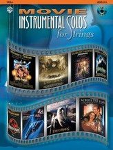 Movie Instrumental Solos for Strings: Viola, Book & CD [With CD]