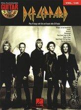 Def Leppard: Guitar Play-Along Volume 145