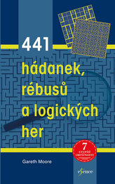 441 hádanek, rébusů a logických her