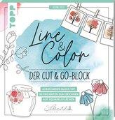 Line & Color - Der Cut & Go-Block
