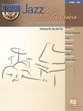 Jazz Classics: Keyboard Play-Along Volume 19