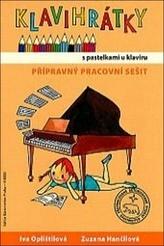 Klavihrátky – s pastelkami u klavíru