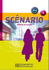 Scenario: Niveau 1 Livre de L\'Eleve + CD Audio