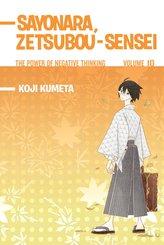 Sayonara, Zetsubou-Sensei, Volume 10: The Power of Negative Thinking