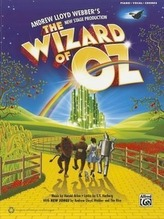 The Wizard of Oz -- Selections from Andrew Lloyd Webber\'s New Stage Production: Piano/Vocal/Guitar