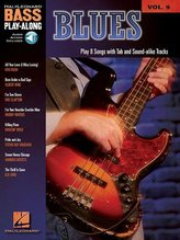 Blues: Blues Bass Play-Along Volume 9 [With CD]