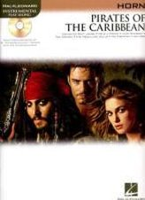 Pirates of the Caribbean for Horn [With CD]