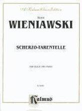 Scherzo-Tarantelle: For Violin and Piano