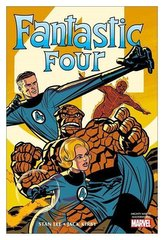 Mighty Marvel Masterworks: The Fantastic Four Vol. 1: The World\'s Greatest Heroes