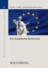Der Europäische Rechtsraum