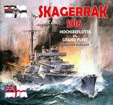 Skagerrak 1916 - Hochseeflotte vs. Grang Fleet