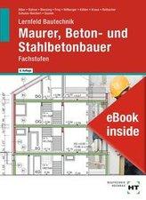 eBook inside: Buch und eBook Maurer, Beton- und Stahlbetonbauer