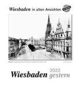 Wiesbaden gestern 2022 Kalender