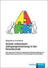 Schule entwickeln: Jahrgangsmischung in der Grundschule
