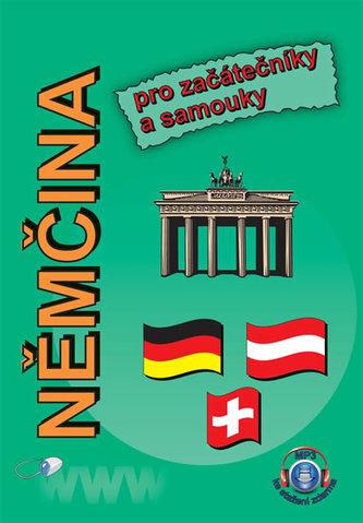 Němčina pro začátečníky a samouky - Náhled učebnice