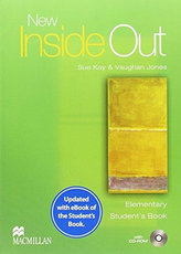 New Inside Out Elementary Student´s Book with CD-ROM & eBook