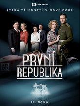 První republika II. řada - 4 DVD