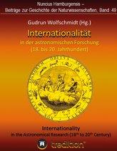 Internationalität in der astronomischen Forschung (18. bis 21. Jahrhundert)