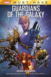 Marvel Must-Have: Guardians of the Galaxy - Space-Avengers