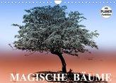 Magische Bäume (Wandkalender 2022 DIN A4 quer)