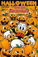 Lustiges Taschenbuch Halloween 07