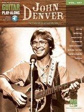 John Denver: Guitar Play-Along Volume 187