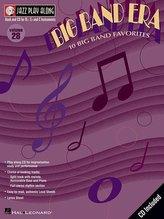 Big Band Era: 10 Big Band Favorites [With CD (Audio)]