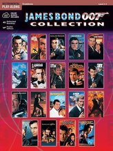 James Bond 007 Collection: Trombone, Book & Online Audio/Software [With CD]