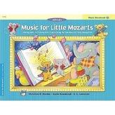 Music for Little Mozarts Music Workbook, Bk 3
