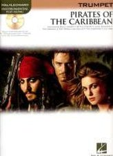 Pirates of the Caribbean: For Trumpet [With CD]